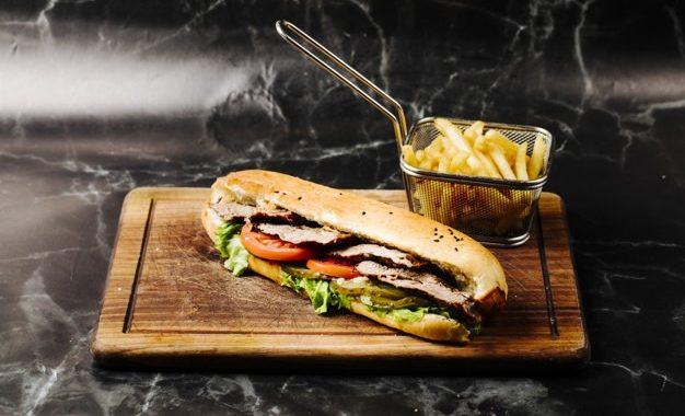 تاریخچه ساندویچ در ایران